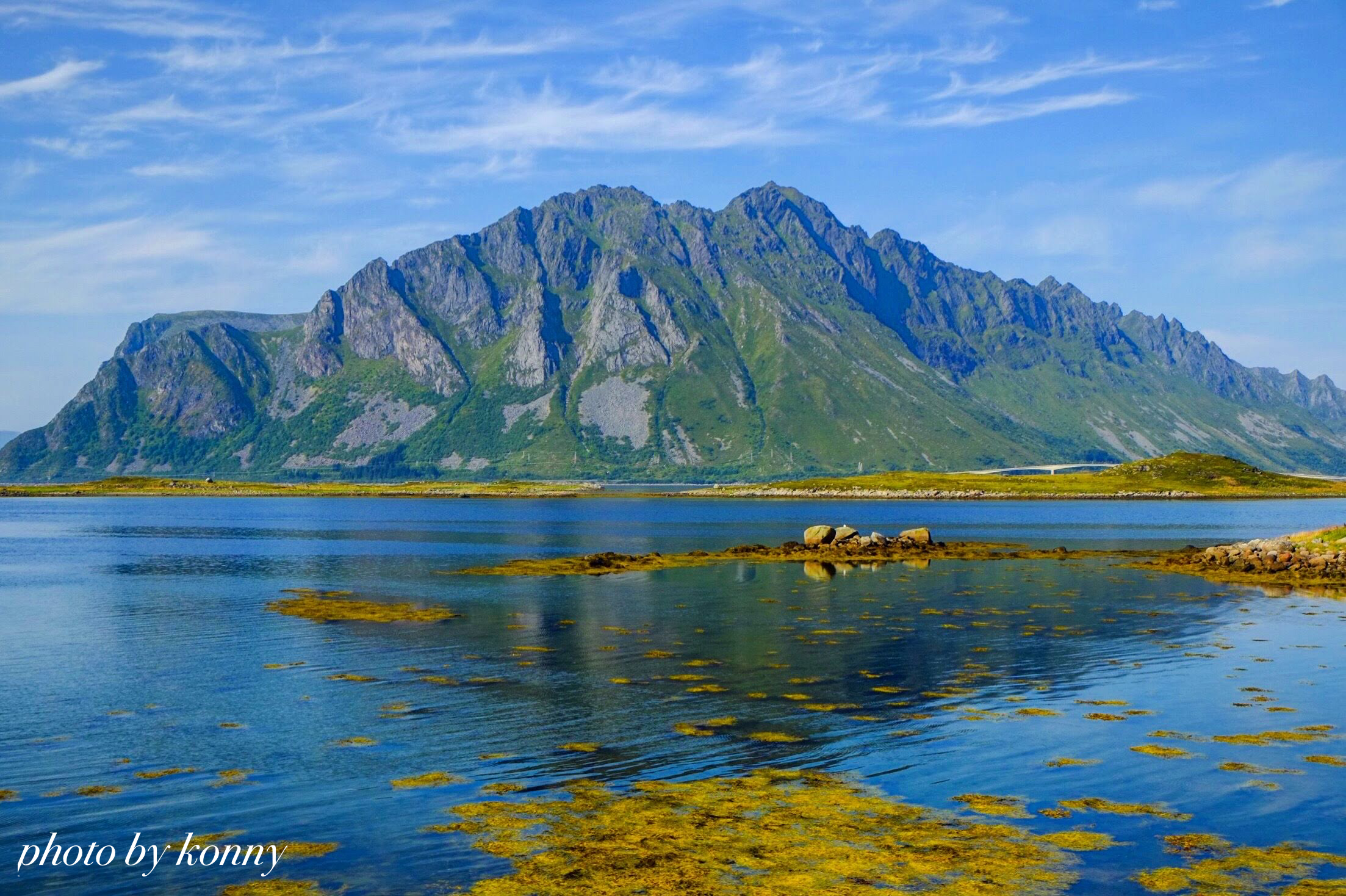 ノルウェー ロフォーテン諸島