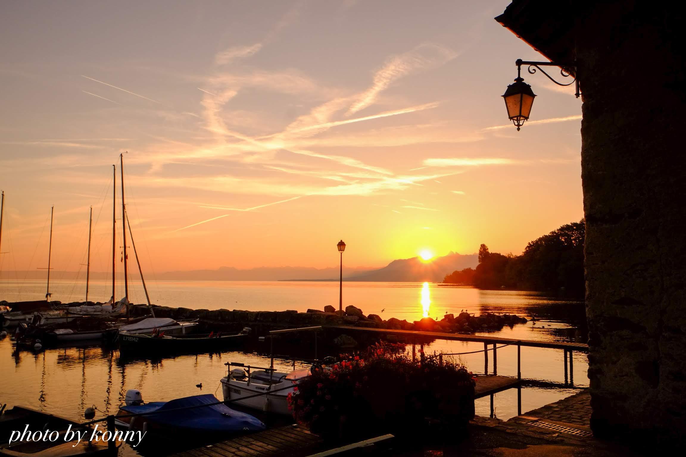 フランス 最も美しい村 イヴォワール