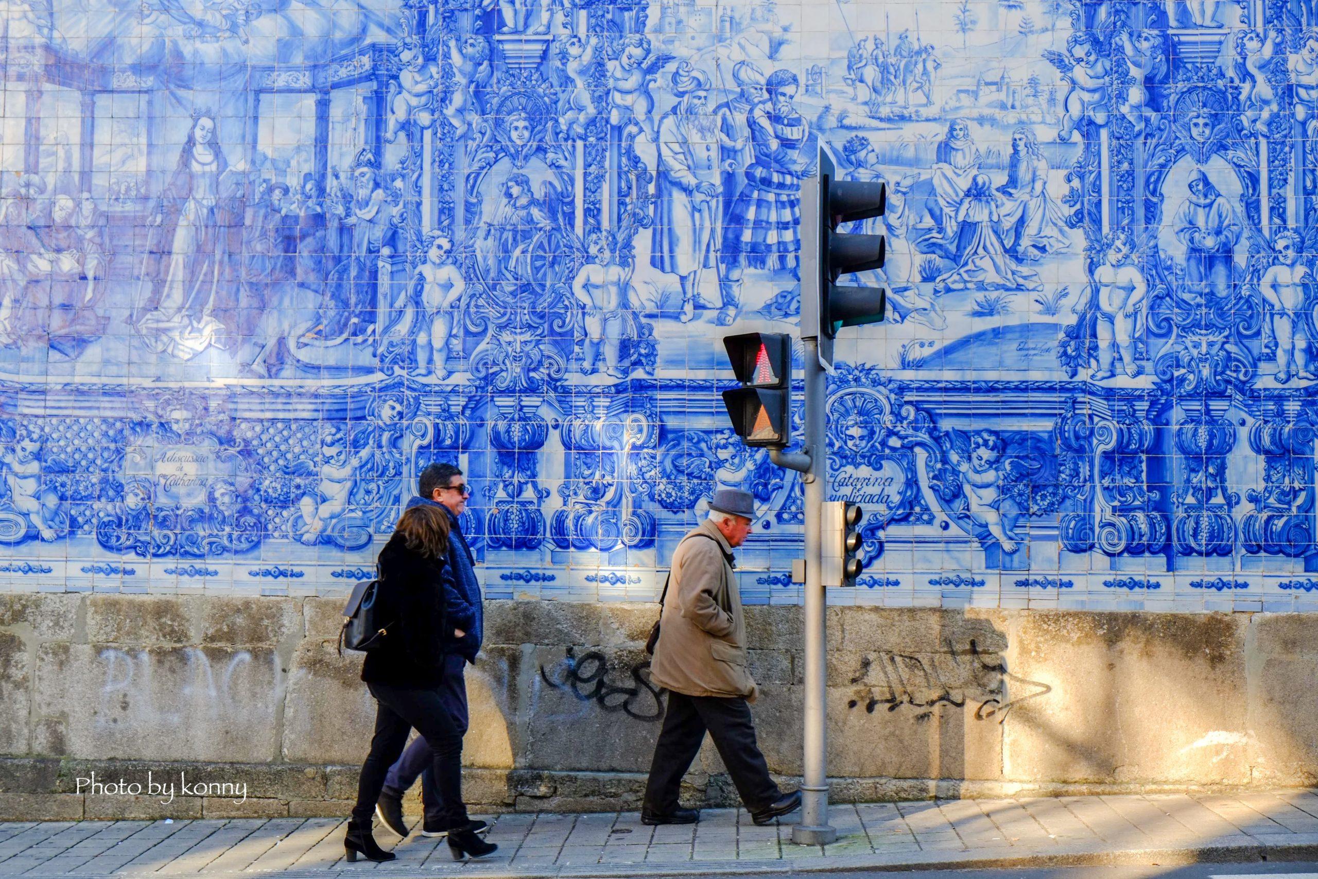 ポルトガルのタイル「アズレージョ」とは
